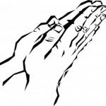 Black_And_White_Prayer_Hands