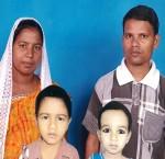 Pankaj and family