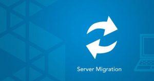 Secure-Server-Migration